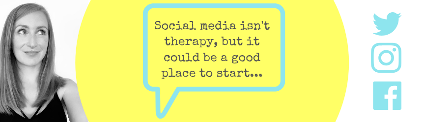 Could social media be positive for parent's mentalhealth?